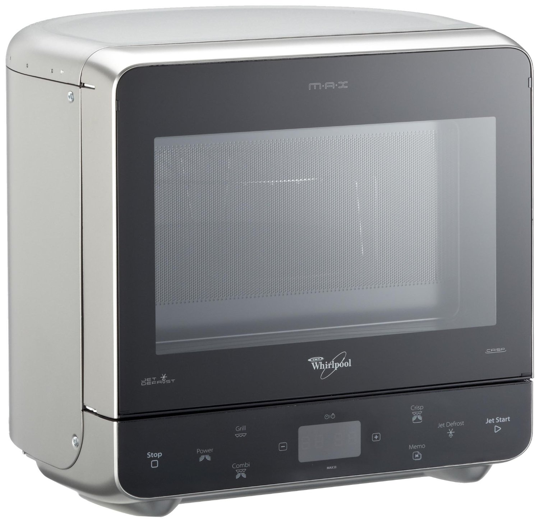 comprar microondas Whirlpool MAX 38 SL