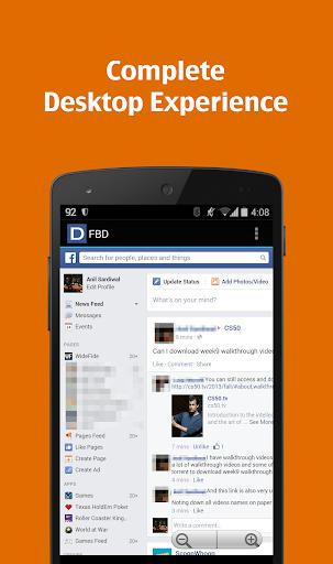 FBD for Facebook