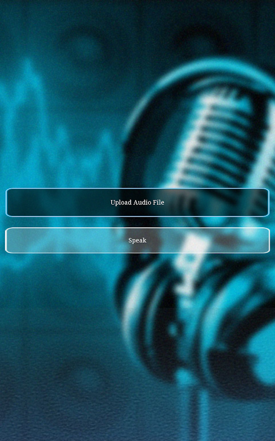 Audio Translator[BETA]- screenshot