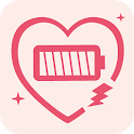 Kawaii Battery Saver & Widget icon