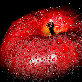 Red by Troy Wheatley - Food & Drink Fruits & Vegetables ( fruit, cold, apple, wet,  )