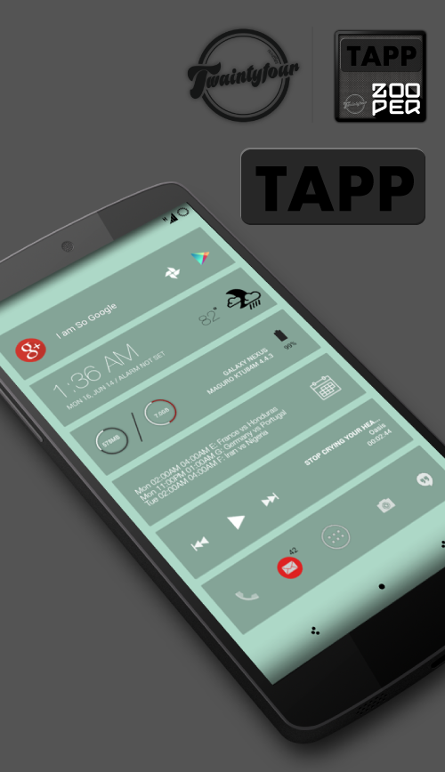 TAPP - ZW Skin- screenshot