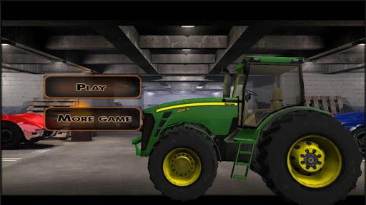 Tractor Simulator - Farming 3D