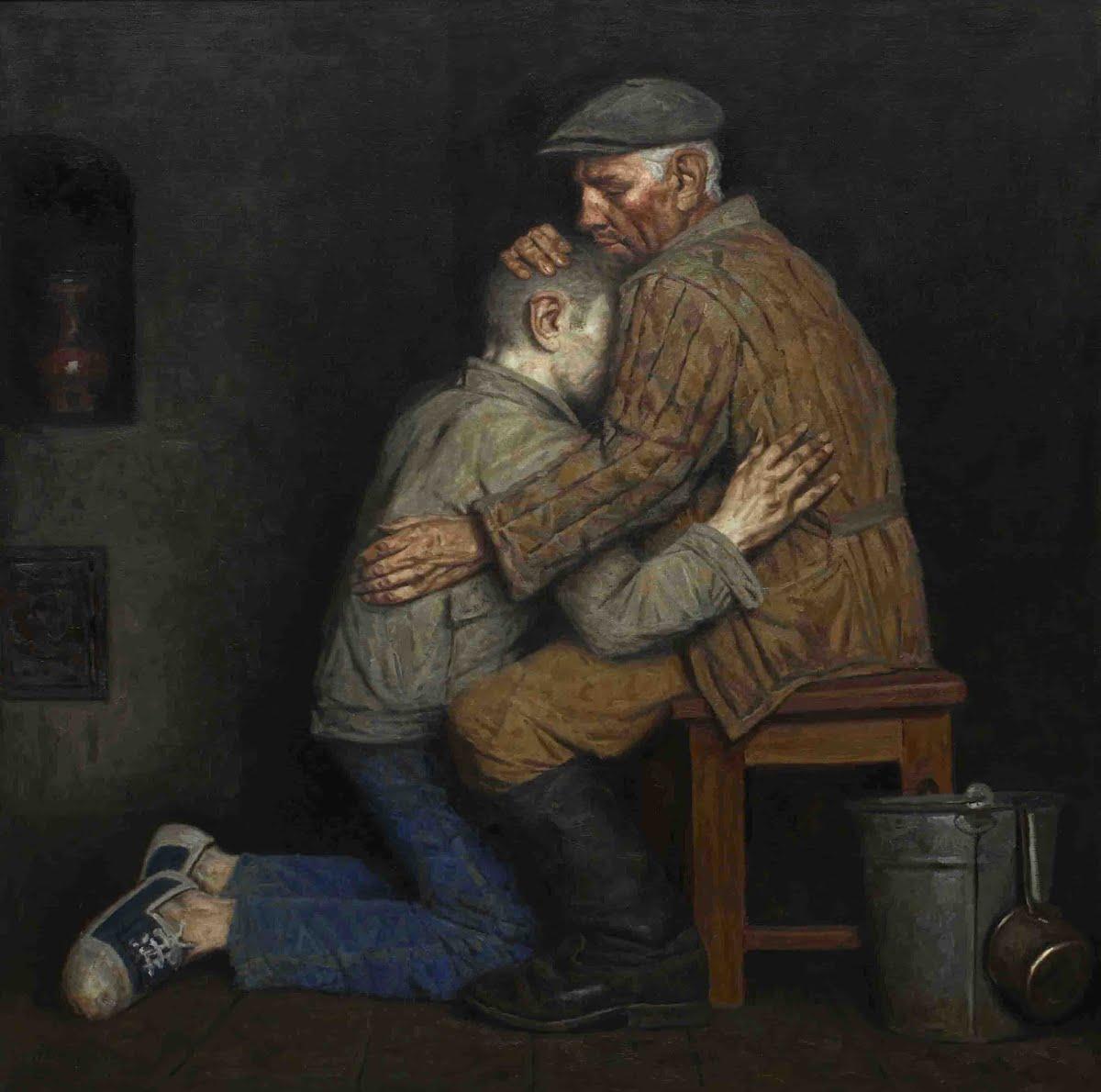 The Prodigal Son - Gely Korzhev — Google Arts & Culture