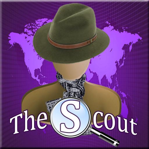 The Scout - Your friendly App LOGO-APP點子