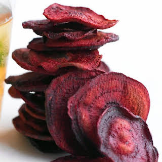 Beet Chips.