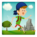 Jump and Run icon