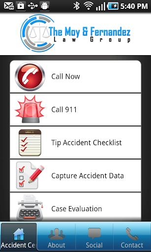 California Accident App