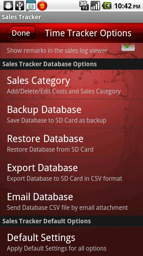 Sage Invoice Software Pdf Sales Tracker  Android Apps On Google Play Purchase Invoice Pdf with Printer For Receipts Word Sales Tracker Screenshot Invoice Temlate Pdf