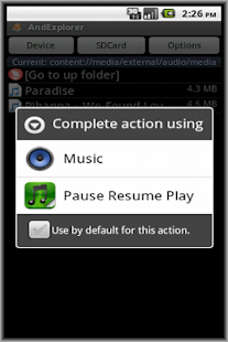 Pause Resume Play- screenshot thumbnail