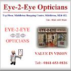 Eye 2 Eye Opticians icon