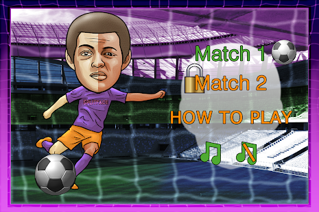 World Cup Splitface Football- screenshot thumbnail