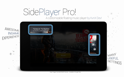 SidePlayer Pro Screenshot 5