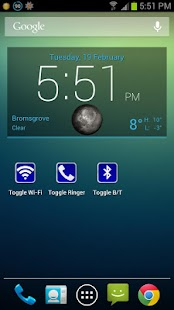 Toggle Bluetooth - screenshot thumbnail