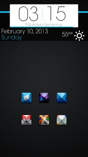 Crysta Icons - screenshot thumbnail