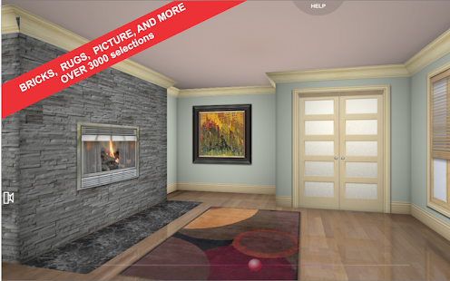 3D Interior Room Design - screenshot thumbnail