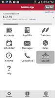 Screenshot of First Calgary Financial Mobile