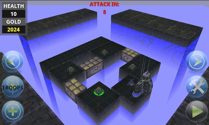 FLD 3D Lite (Tower Defense)- screenshot