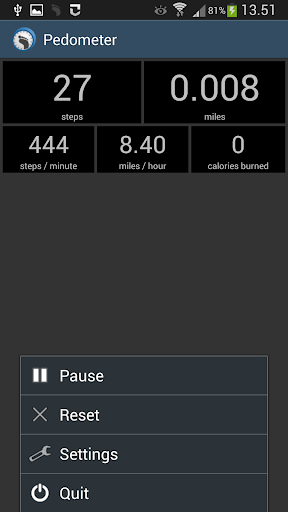 Pedometer PRO GPS + (ios) - AppCrawlr: the app discovery engine.