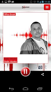 Radio Vitosha- screenshot thumbnail