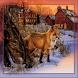Winter Fox Live Wallpaper