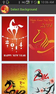 Chinese NewYear Live Wallpaper - screenshot thumbnail