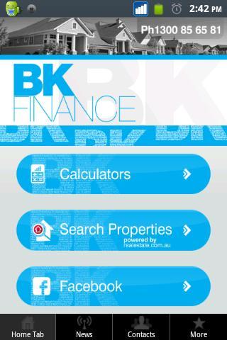 BK Finance Loan Calculator