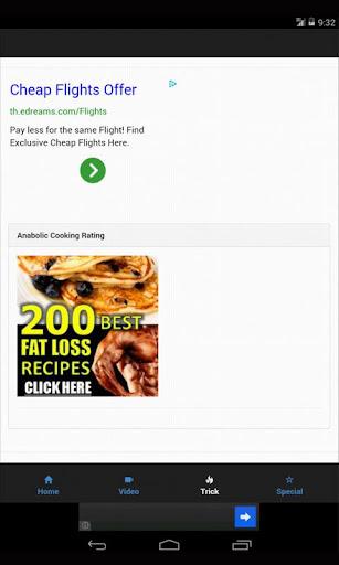 【免費健康App】Anabolic Cooking-APP點子