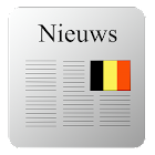 Belgian newspapers icon