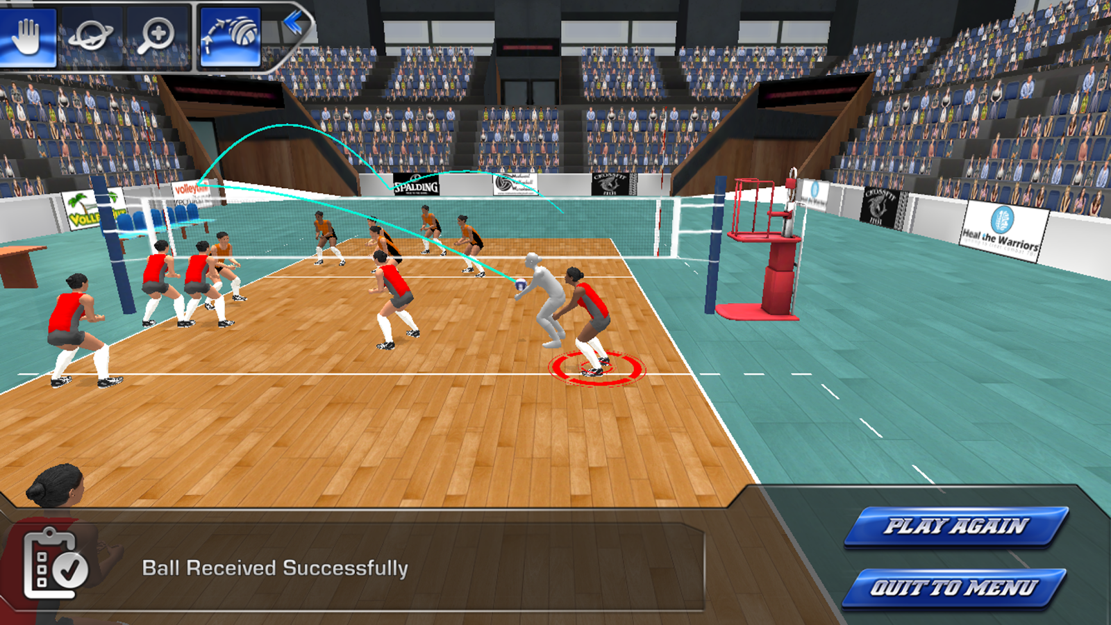 Download International Volleyball For Pc