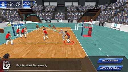 VolleySim: Visualize the Game 1.11 screenshot 715577