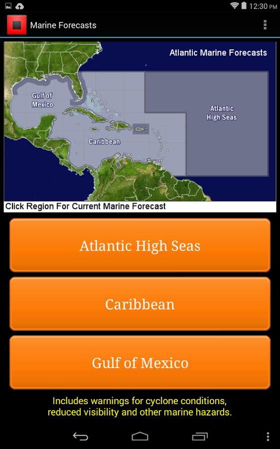 Track-It Deluxe for Hurricanes- screenshot