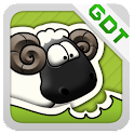 Purpet-Sheep Theme GO Launcher logo