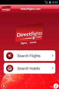 Directflights flights & hotels - screenshot thumbnail