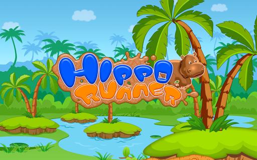 【免費賽車遊戲App】Hippo Runner FREE-APP點子