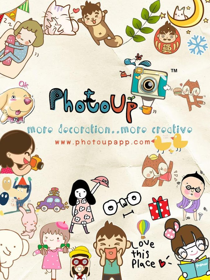 Ribbon Camera by PhotoUp- screenshot