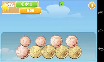 Screenshot of Kids Learning Money Lite