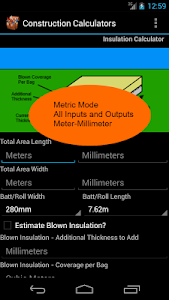Handy Construction Calculator screenshot 4
