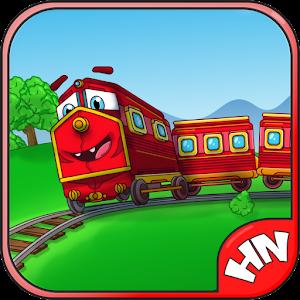 Puzzle Trains LOGO-APP點子