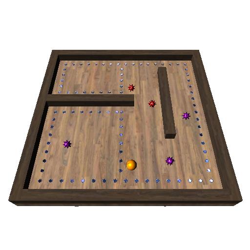Ball Traveler 3D LOGO-APP點子