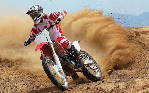 Offroad Moto Racing:3D