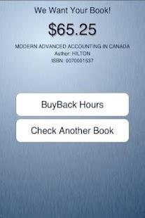 Sell Books U of T- screenshot thumbnail