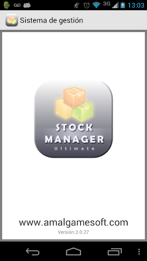 Management System Stock ERP