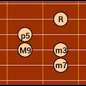 DG Guitar Chord Patterns icon