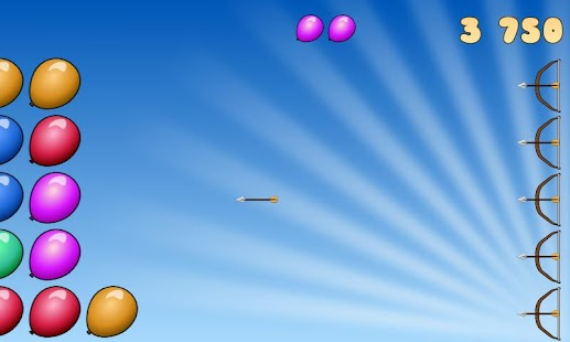 Balloons Vs Bows Shooter- screenshot thumbnail