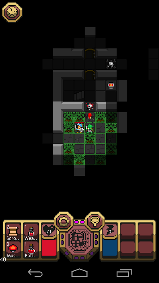 Dweller - beta- screenshot