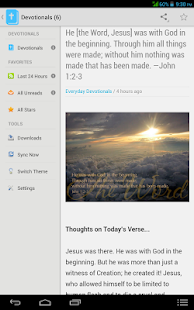 Everyday Devotionals- screenshot thumbnail