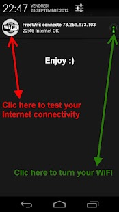 Free WiFi Spot- screenshot thumbnail