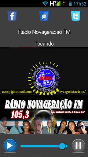 Rádio Novageração FM