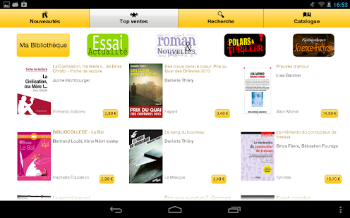 GibertJeune-Reader- screenshot thumbnail